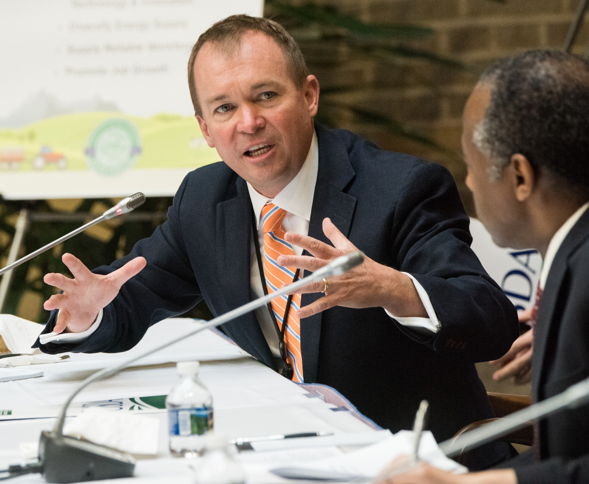 OMB Director Mick Mulvaney Named ...