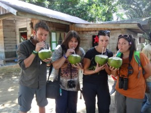 HMMMMMM- FRESH COCONUT JUICE