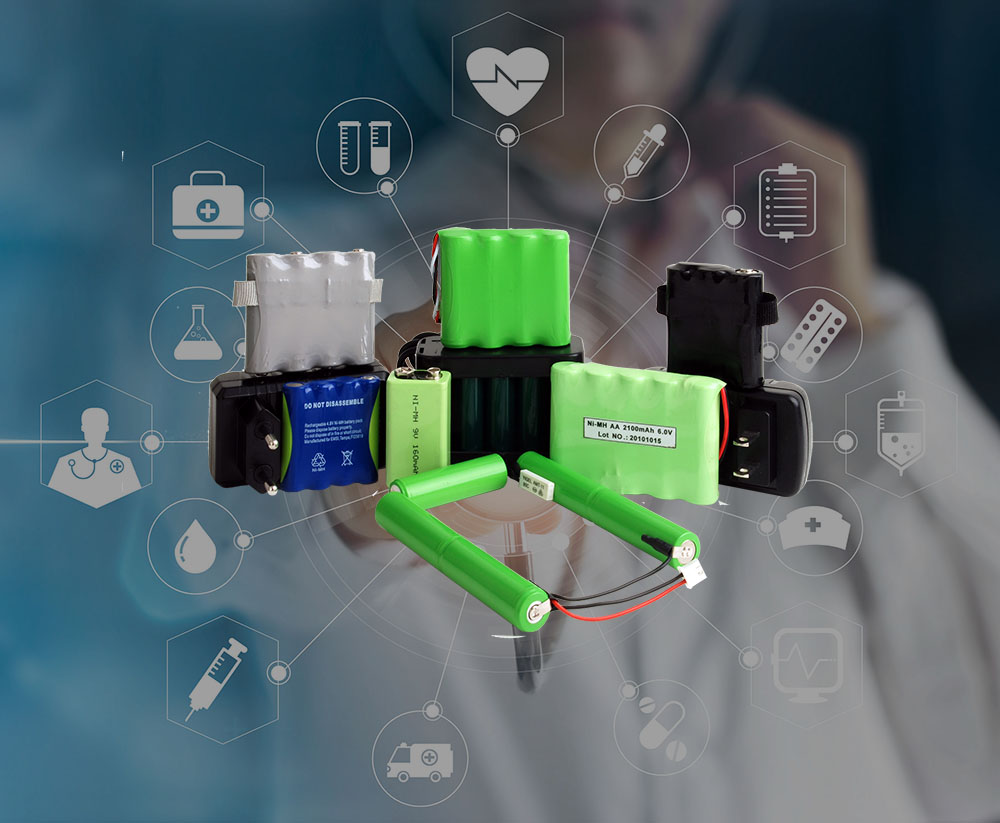 Batteries for the Medical Industry