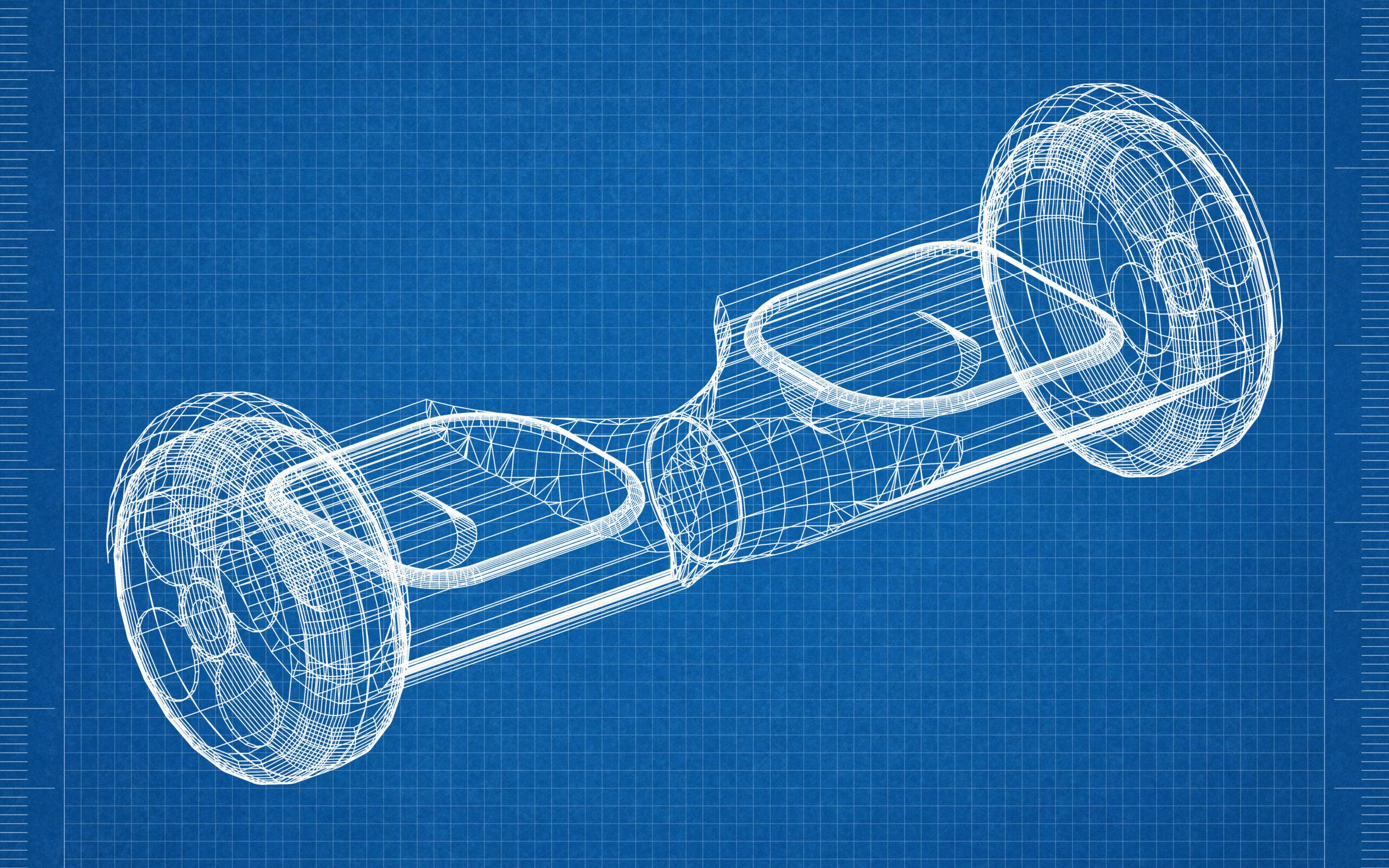 Hoverboard Battery Design