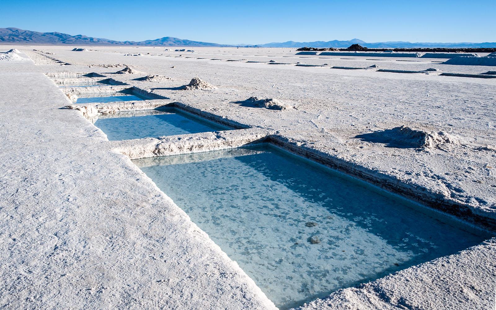 Lithium Deposits