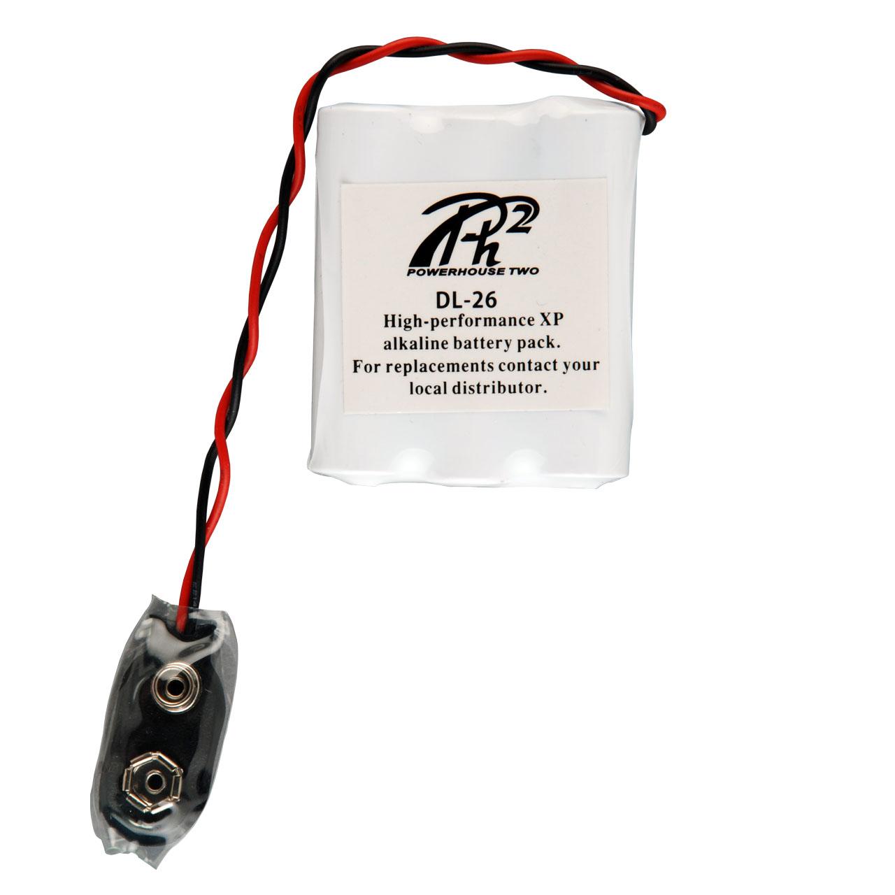 DL-26 Hospitality Battery Pack