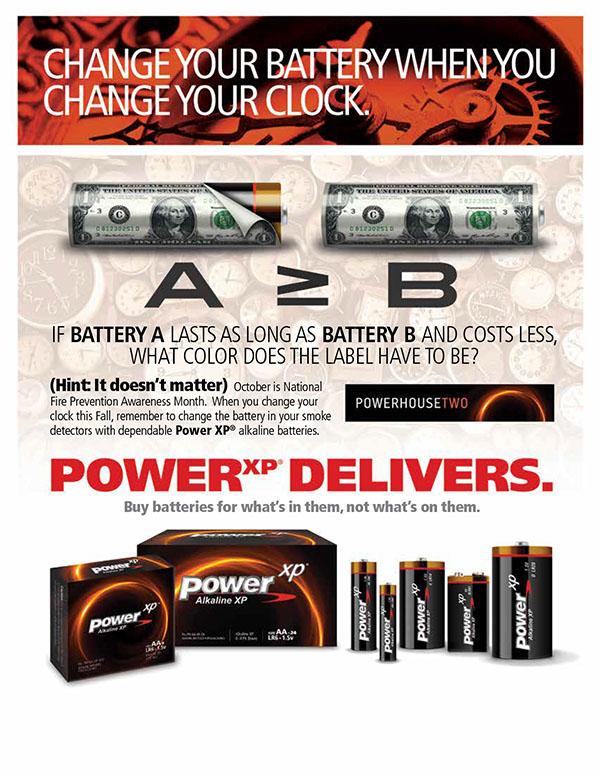 Change Clock Flyer