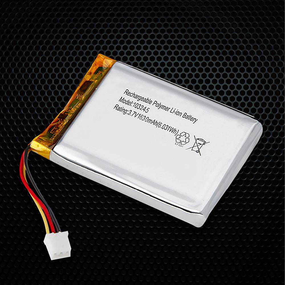 Custom Lithium Battery Example 2