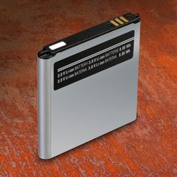 Custom Lithium Battery Example 6