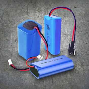 Custom Lithium Battery Example 1