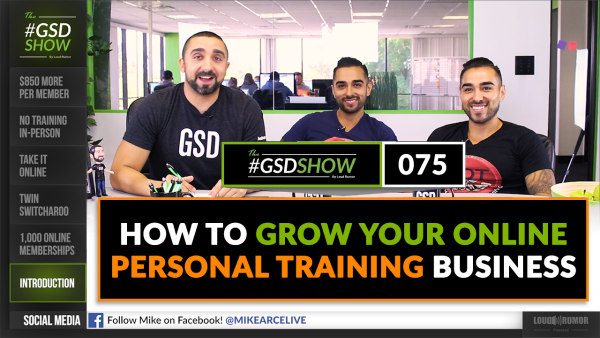 How to Grow Your Online Personal Training Business