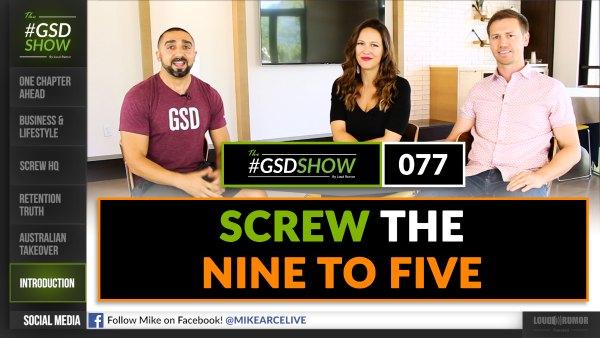 Jill and Josh Stanton, Screw the Nine to Five