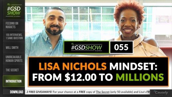 Lisa Nichols Mindset