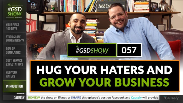 Jay Baer: Hug Your Haters