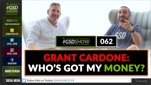 Grant Cardone: Who's Got My Money?