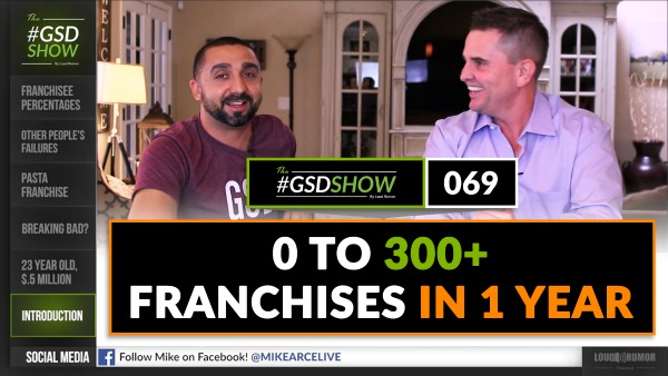 0 to 300+ Franchises in 1 Year
