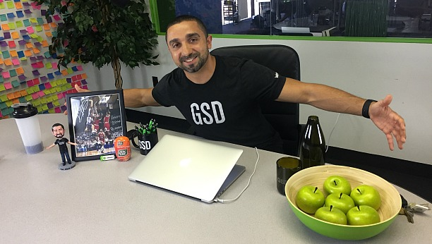 Mike Arce: The Sales Game