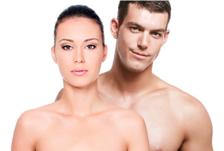 Couple using Fillers