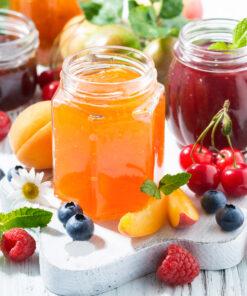 Jams, Jellies & Fruit Butter