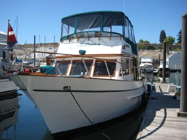 41′ DeFever Aft Cabin – $US 119,500