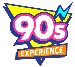 The 90s Experience Logo