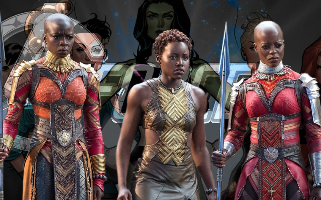 On SuperWomen and #BlackGirlMagic