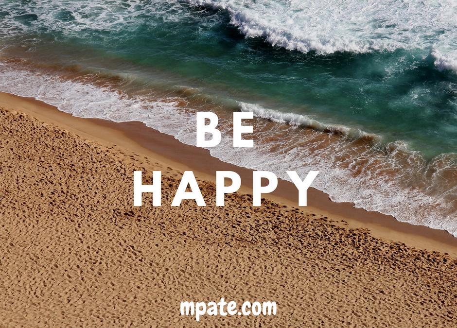 Is happiness selfish?