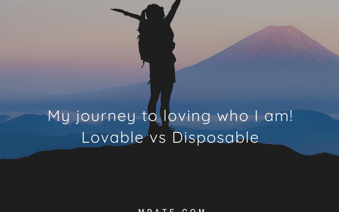 Fighting to love myself