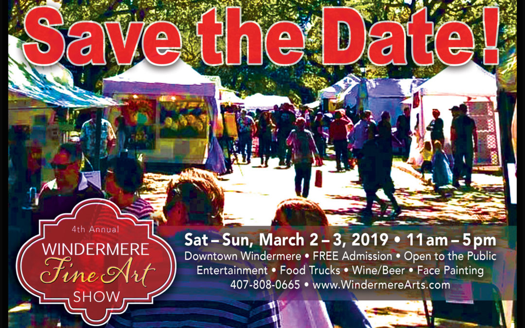 IN THE NEWS: The Windermere Art Show Community Event