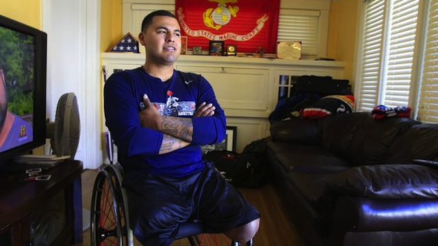 Wounded warriors getting 2nd home?