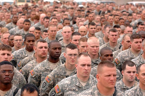 US to cut 40,000 soldiers from Army