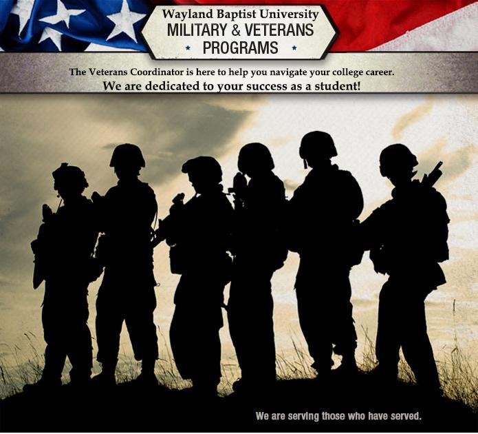 Wayland Baptist University – Military Education Online