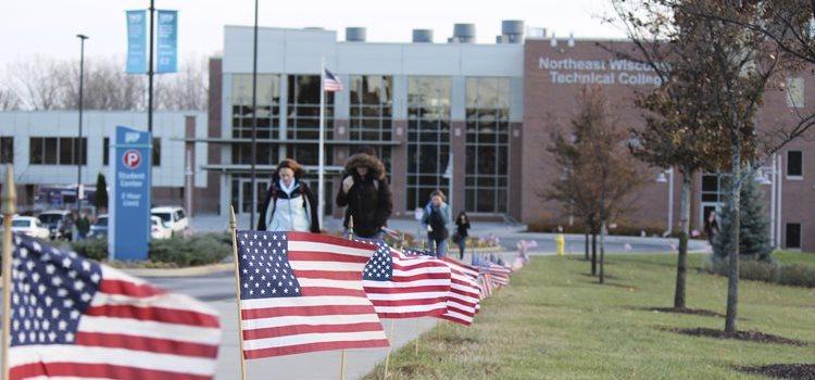 Northeast Wisconsin Technical College – Veterans Services