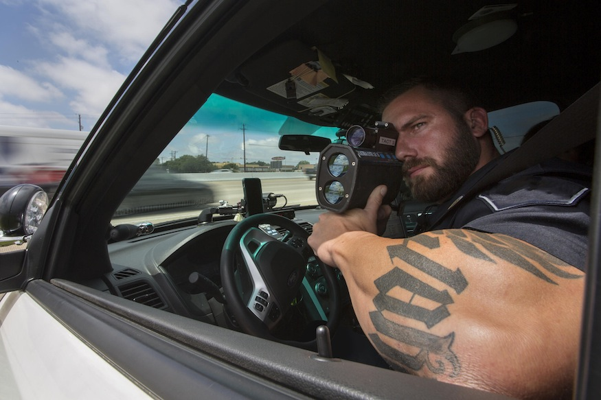 Military Service Spawns Careers in Law Enforcement