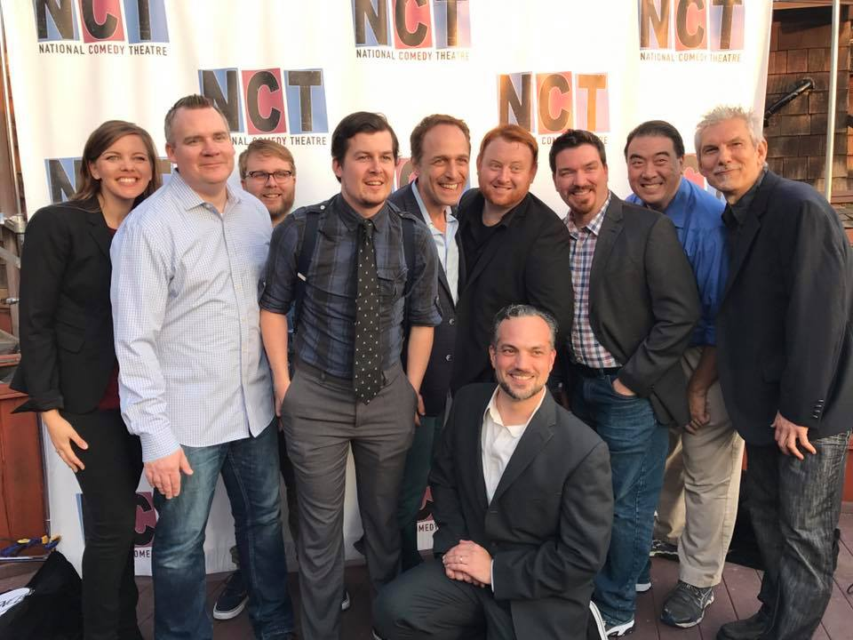 National Comedy Theatre Celebrates 5,000 Shows