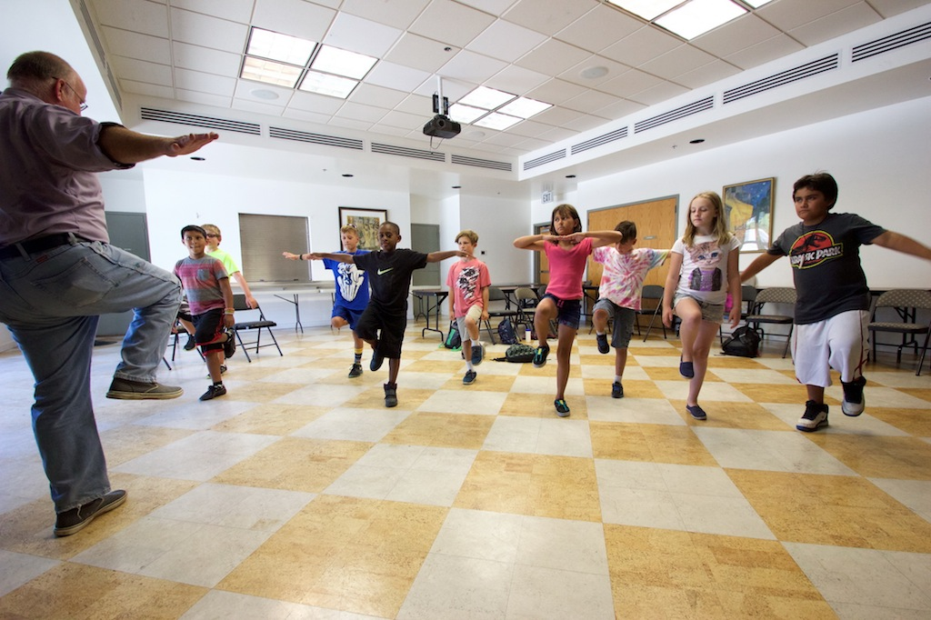 CYGNET SERVES REACHES LOCAL MILITARY WITH WORKSHOPS AND TOURING PRODUCTIONS
