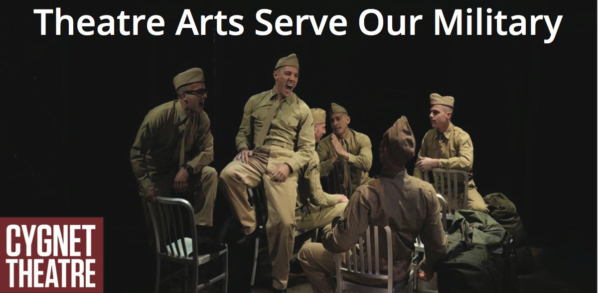 Theatre Arts Serve Our Military