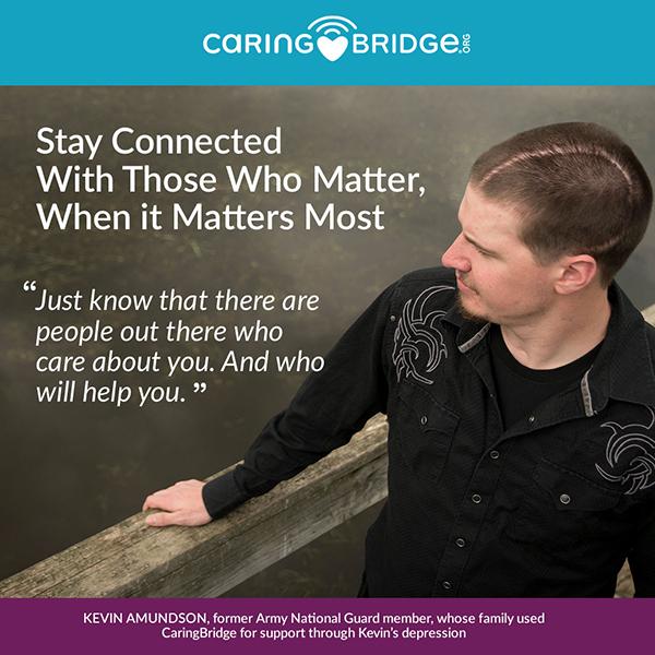 CaringBridge Partners with VA