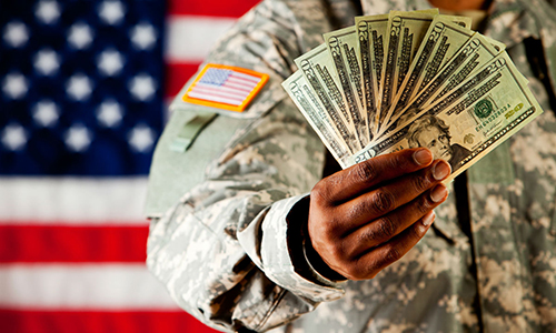 MILITARY MONEY MINUTE