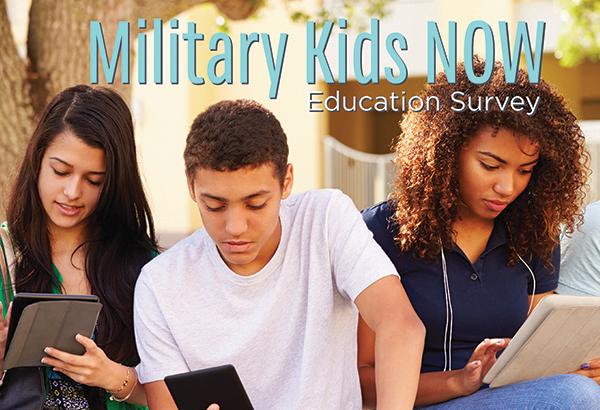 Military Kids NOW Education Survey