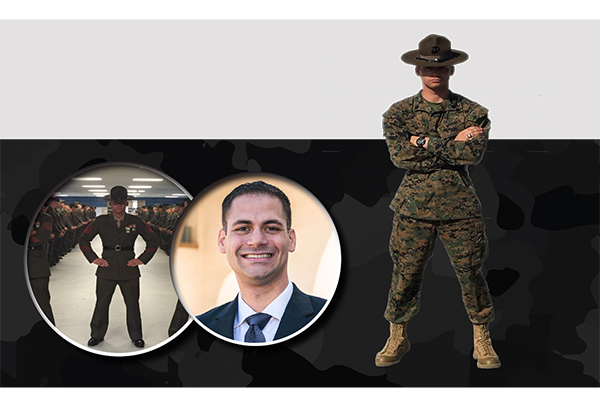 How One Marine Tackled Transition Against All Odds