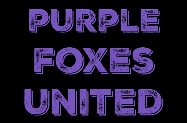 PURPLE FOXES UNITED – Screenplay honoring all veterans from every generation.