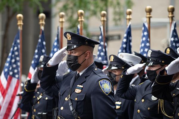 9/11 Organization Helps America's Heroes