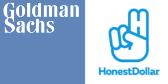 Goldman Buys HonestDollar