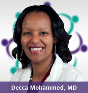 Decca Mohammed