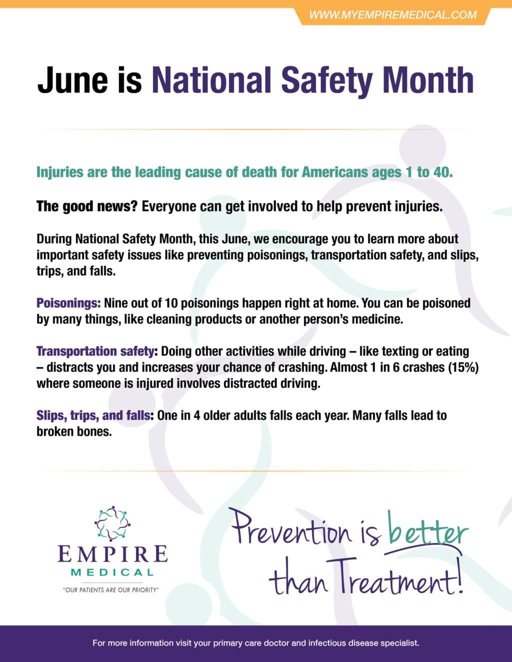 June Awareness