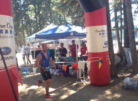 Ironman triathlon coach Michael Gallagher provides custom training plans for your next race.