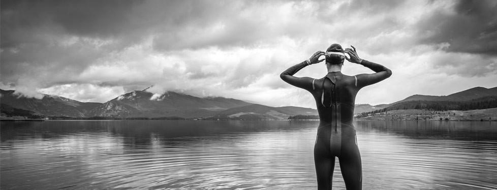 Swim coaching provided by Triathlon coach Michael Gallagher