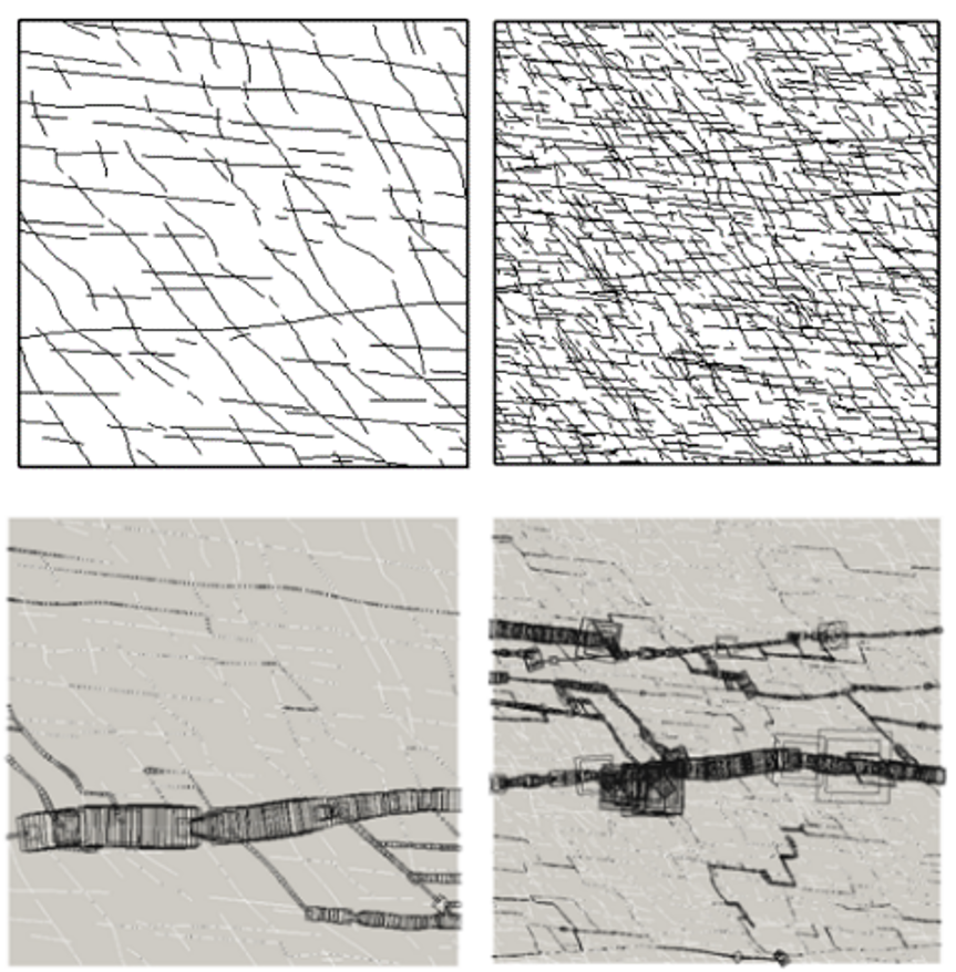 Fracture Networks in Rock