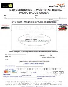 SVCC photo badge