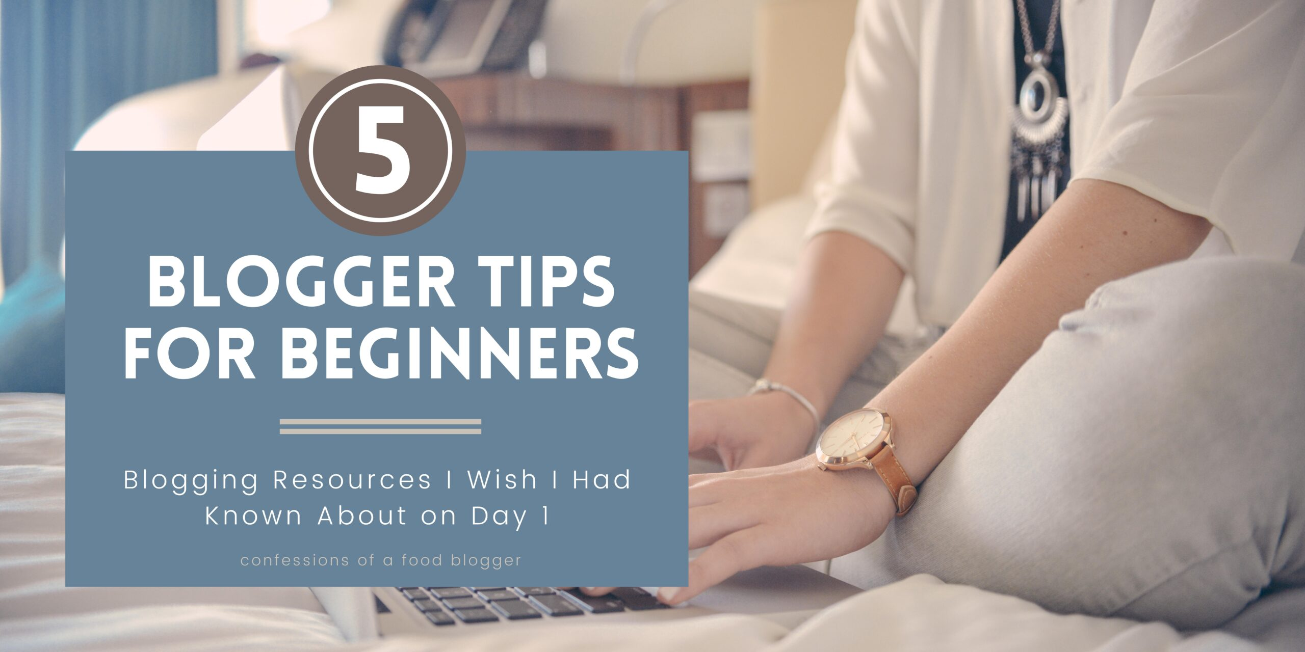 Blogger Tools for Beginners