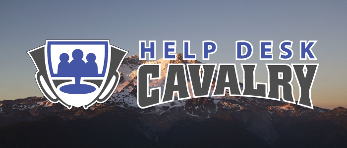 Another Look Behind the Scenes with Help Desk Cavalry