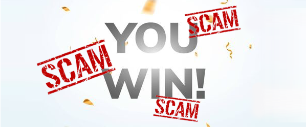 Tech Alert – Prize Winning Scams Get Your Money by Offering Higher Chances, Foreign Lotteries, and More