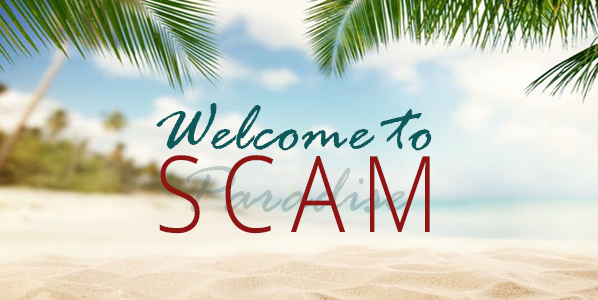 Tech Alert – Vacation Related Scams Target Restless Citizens and Hopeful Planning